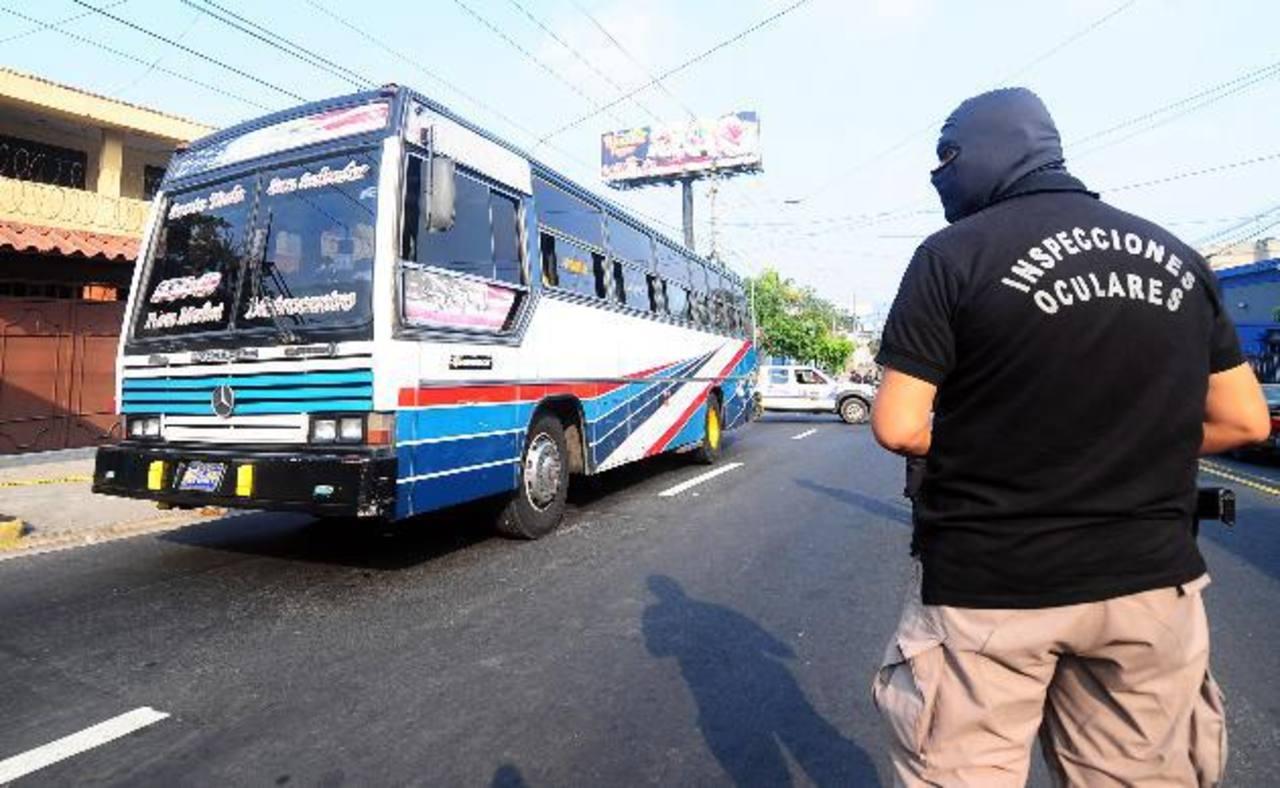 Pasajero asesinado en autobús era hijo de Aniceto Porsisoca
