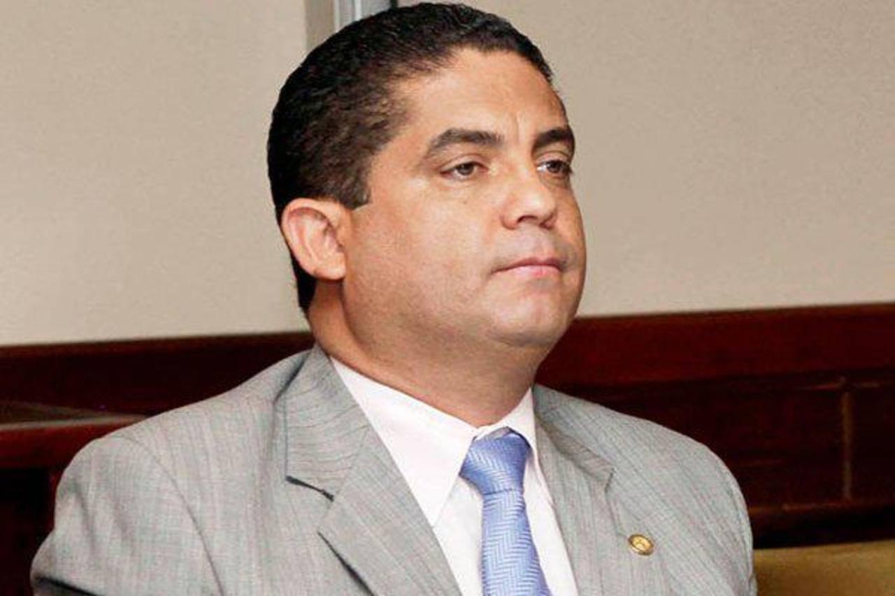 El exsecretario de la vicepresidencia guatemalteca, Juan Carlos Monzón.