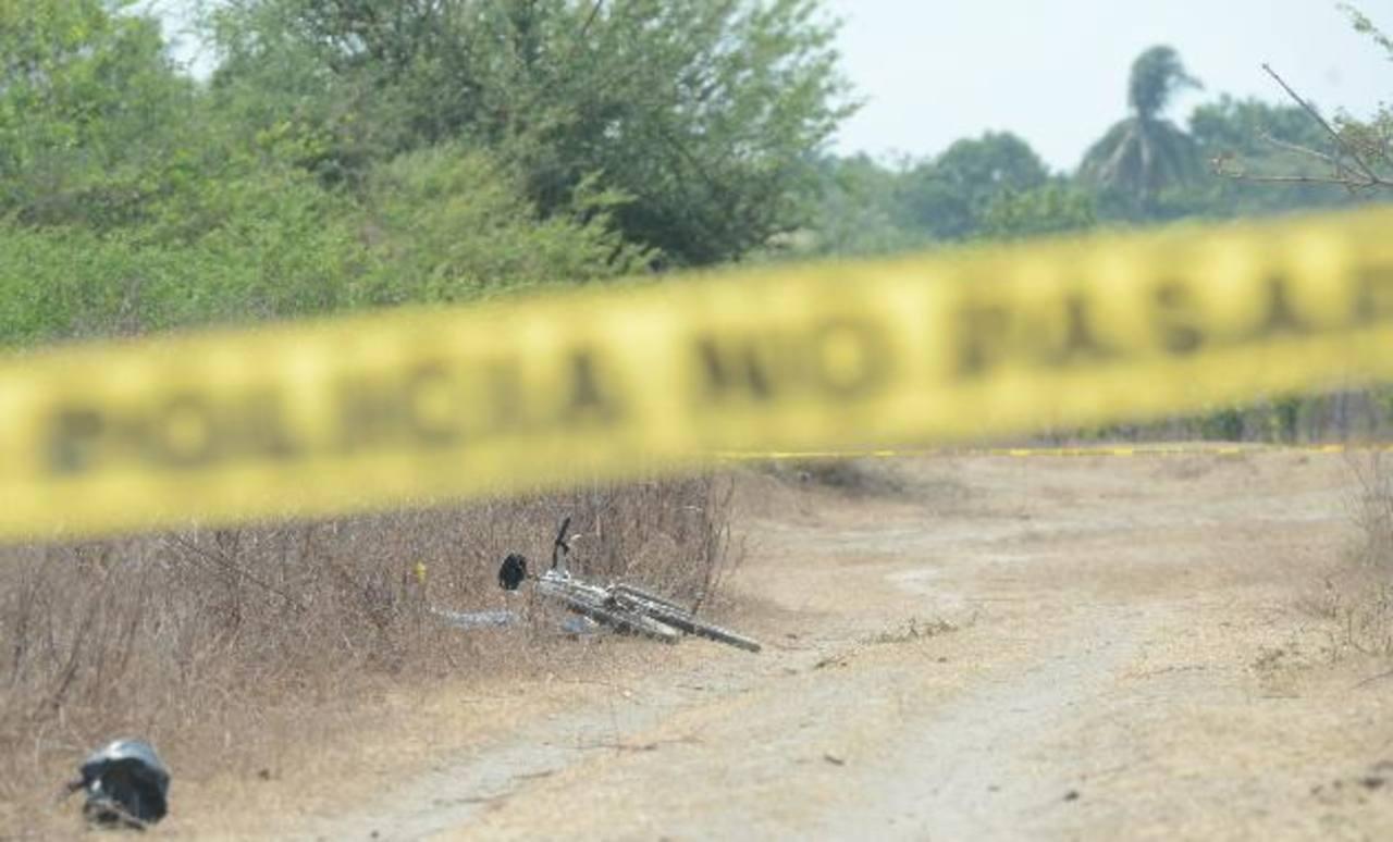 A Manuel Chévez lo mataron cuando iba a trabajar en zona rural de San Pedro Masahuat. Foto EDH / Douglas Urquilla