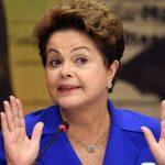 El caso Petrobras se ha convertido en la bestia negra de la presidenta brasileña Dilma Rousseff. foto edh / internet