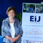 Anabel Tinoco de Meza, es una mujer muy dinámica y activa, pero sobre todo impulsora de causas nobles en beneficio de familias de escasos recursos económicos. fotos edh / jorge reyes