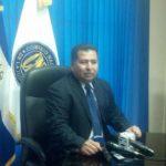 El nuevo presidente del CNJ, Santos Cecilio Treminio.