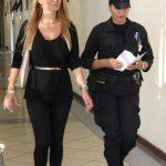 Mariela Torres de Álvarez acusada de estafa en perjuicio de una empresa aseguradora.