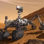 Robot Curiosity de la NASA, este explora la superficie del planeta Marte desde agosto de 2012. Foto EDH