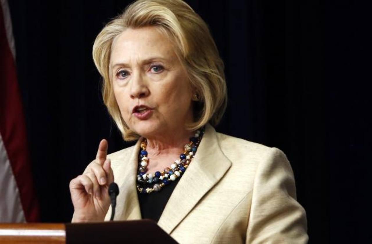 Hillary Clinton anunciará el domingo su precandidatura para 2016
