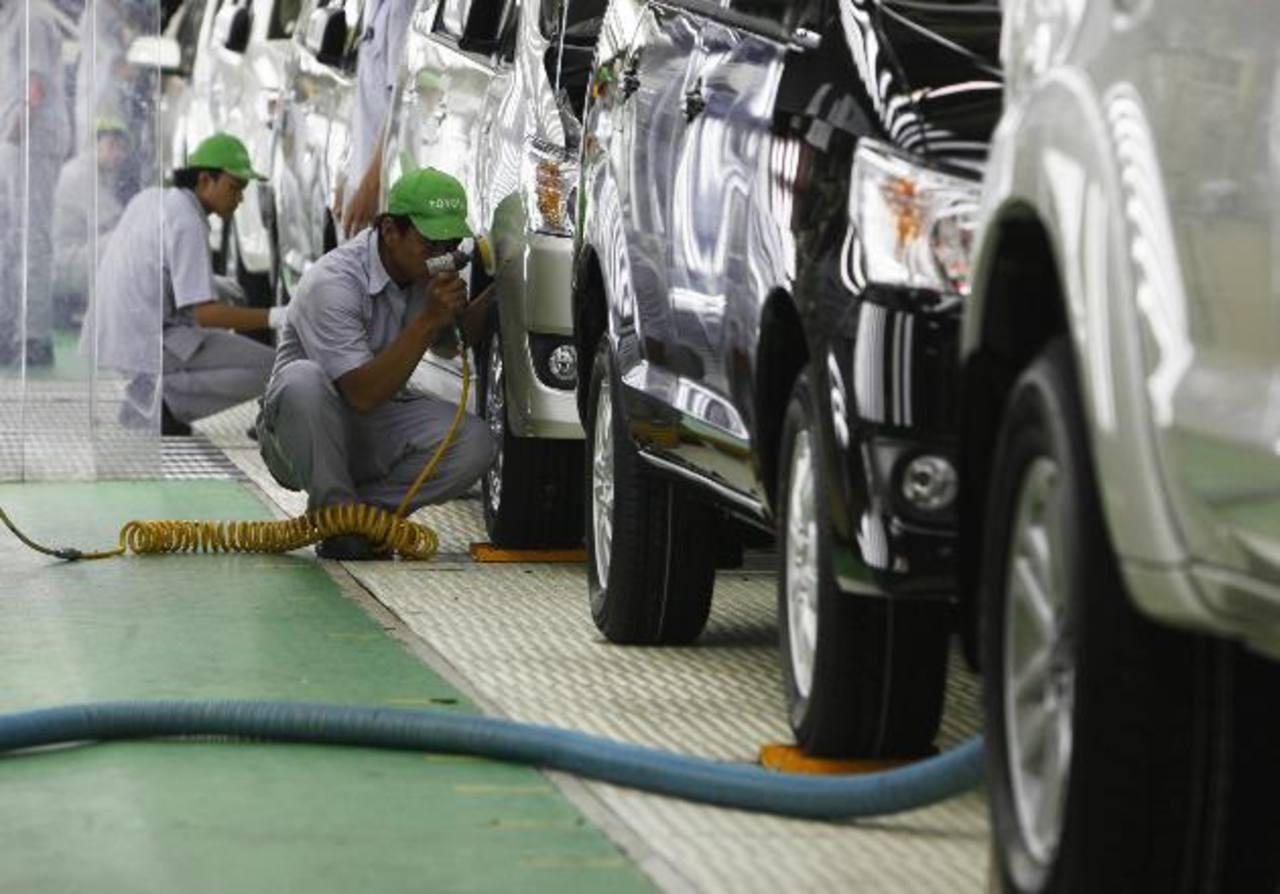 Las modernas ensambladoras de autos serán más eficientes.