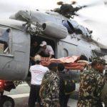 Más de 20 países en tareas de rescate en Nepal