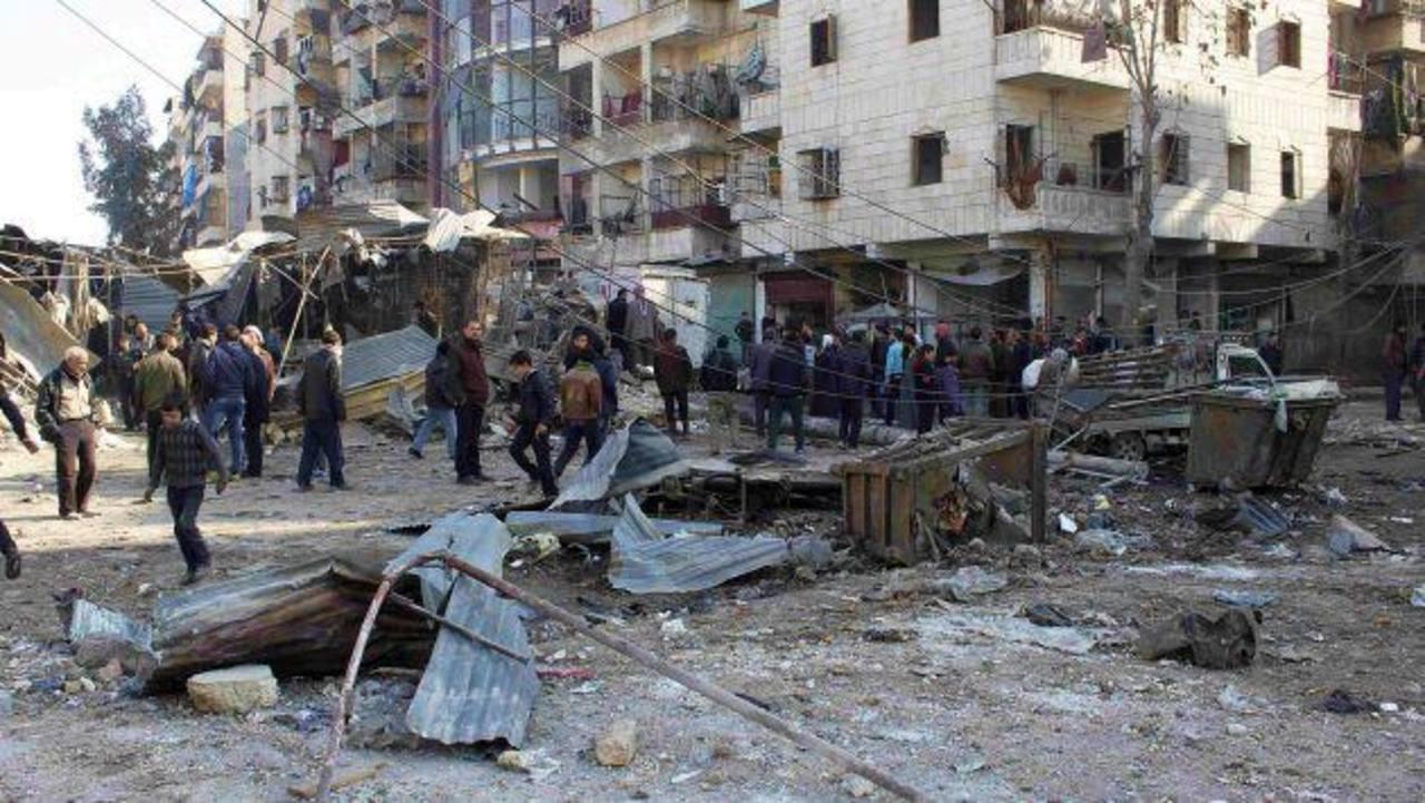 Guerra en Siria conmueve a las redes sociales | elsalvador.com