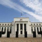"""Edificio de la Reserva Federal (Fed) de EE.UU., que hoy divulgó su """"libro beige""""."""