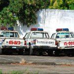 La renovación de patrullas en mal estado forma parte de los 100 millones de dólares.