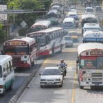 VMT emitió 140 fallos para cambiar recorrido de buses