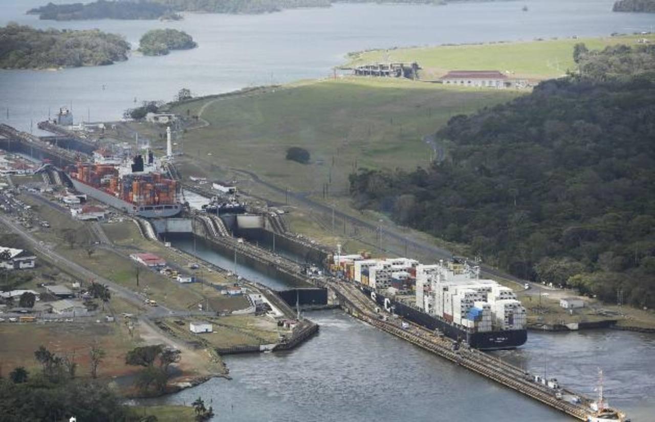 Canal de Panamá provocará un mayor flujo en la zona. Foto EDH