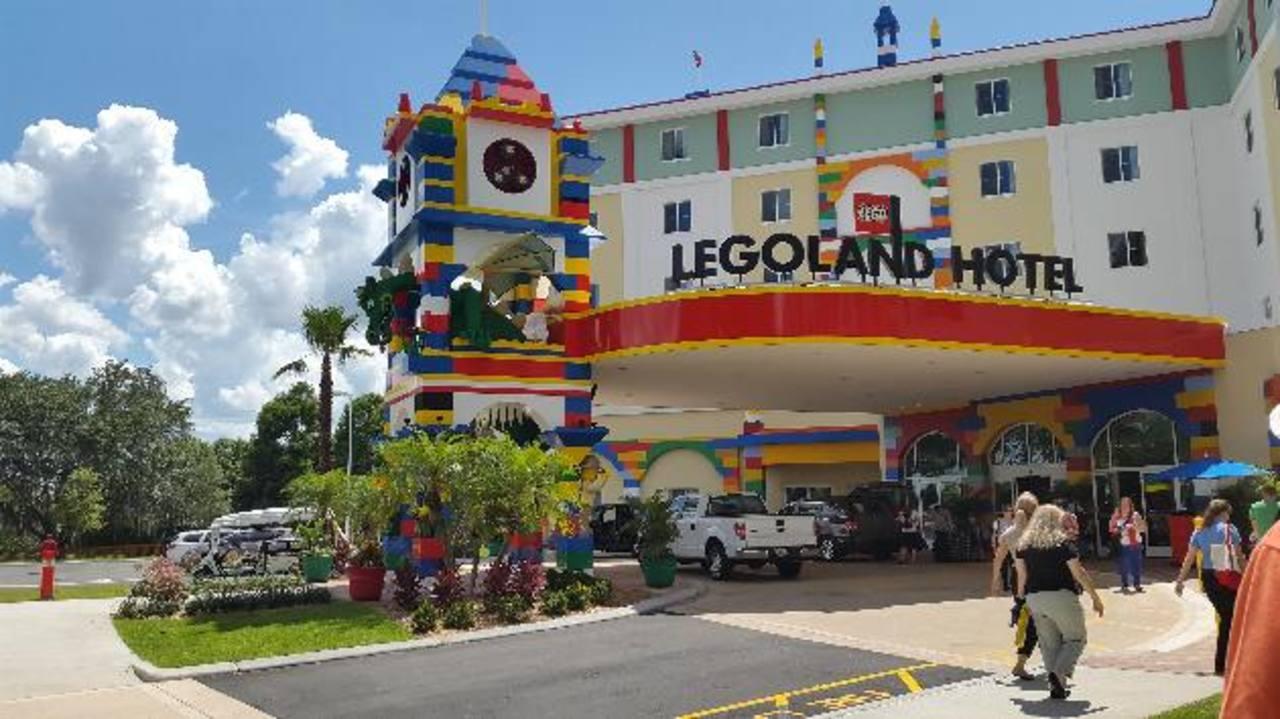 Legoland en Orlando, Florida, EE.UU.