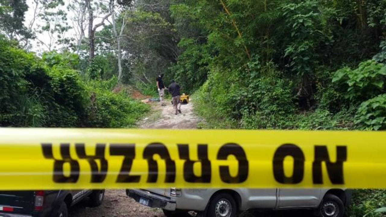 Homicidio perpetrado en Huizúcar.