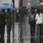 Medio Ambiente descarta temporales de lluvias