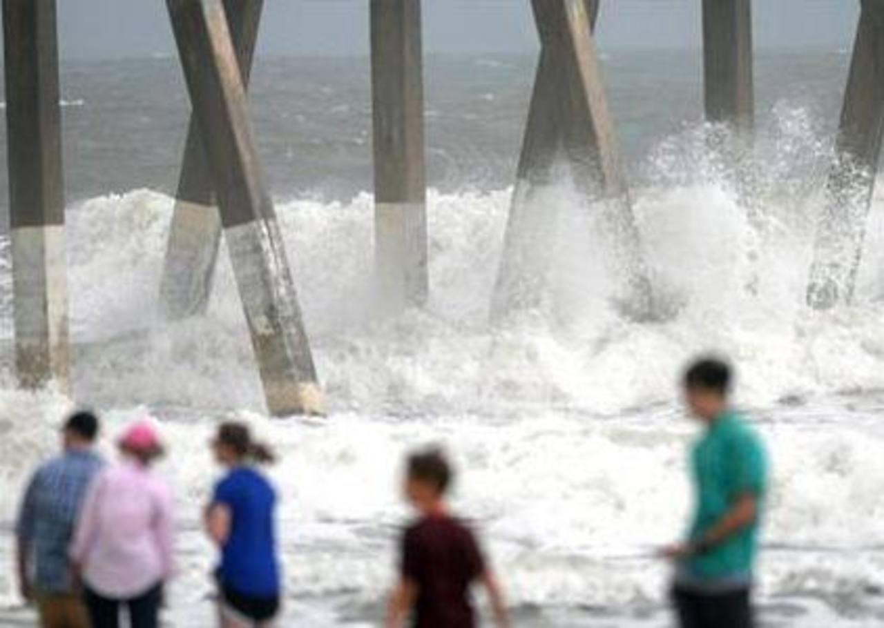 Tormenta tropical Danny se forma en el Atlántico