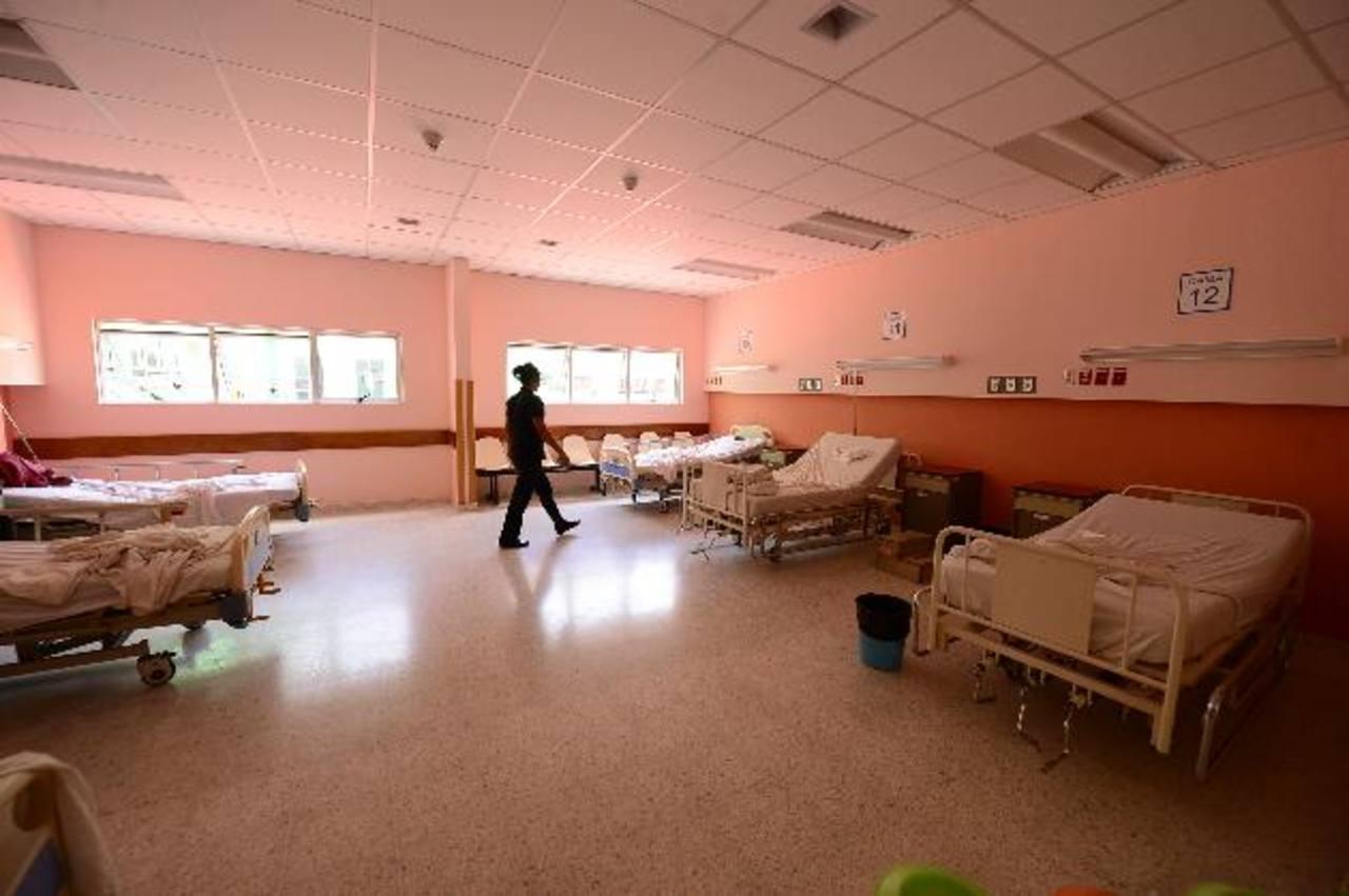 En mayo de 2014 las autoridades inauguraron el nuevo Maternidad.
