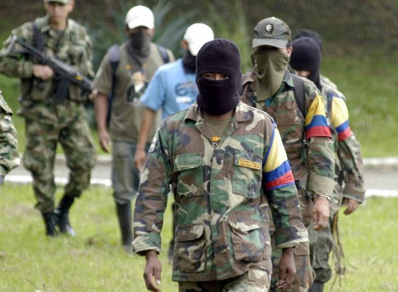 Las FARC liberan en el sur de Colombia a militar que tenían secuestrado