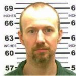 David Sweat escapó el 6 de junio de una prisión.