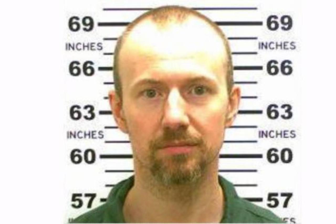 David Sweat escapó el 6 de junio de una prisión.