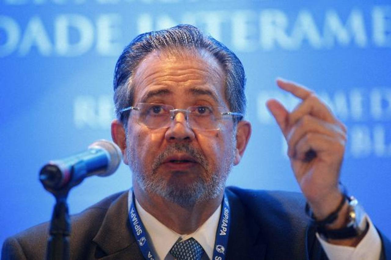 Miguel Henrique Otero hizo la denuncia ayer en el Parlamento Europeo en un acto apadrinado por el número dos de la delegación del PP español en la Eurocámara, Luis de Grande. edh /EFE
