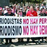 RSF denuncia la ausencia de libertad de prensa en El Salvador