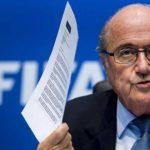 Joseph Blatter renuncia a la presidencia de FIFA