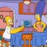 Homero y Marge se divorcian