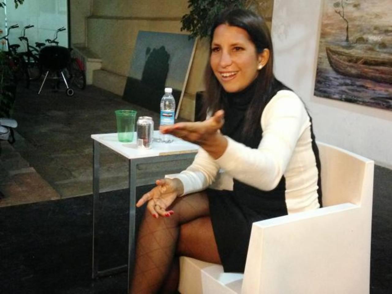 Cristina Quiñones es experta en publicidad con formación adicional en psicología del consumo.