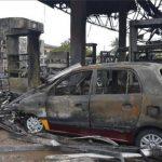 Al menos 73 muertos por explosión de gasolinera