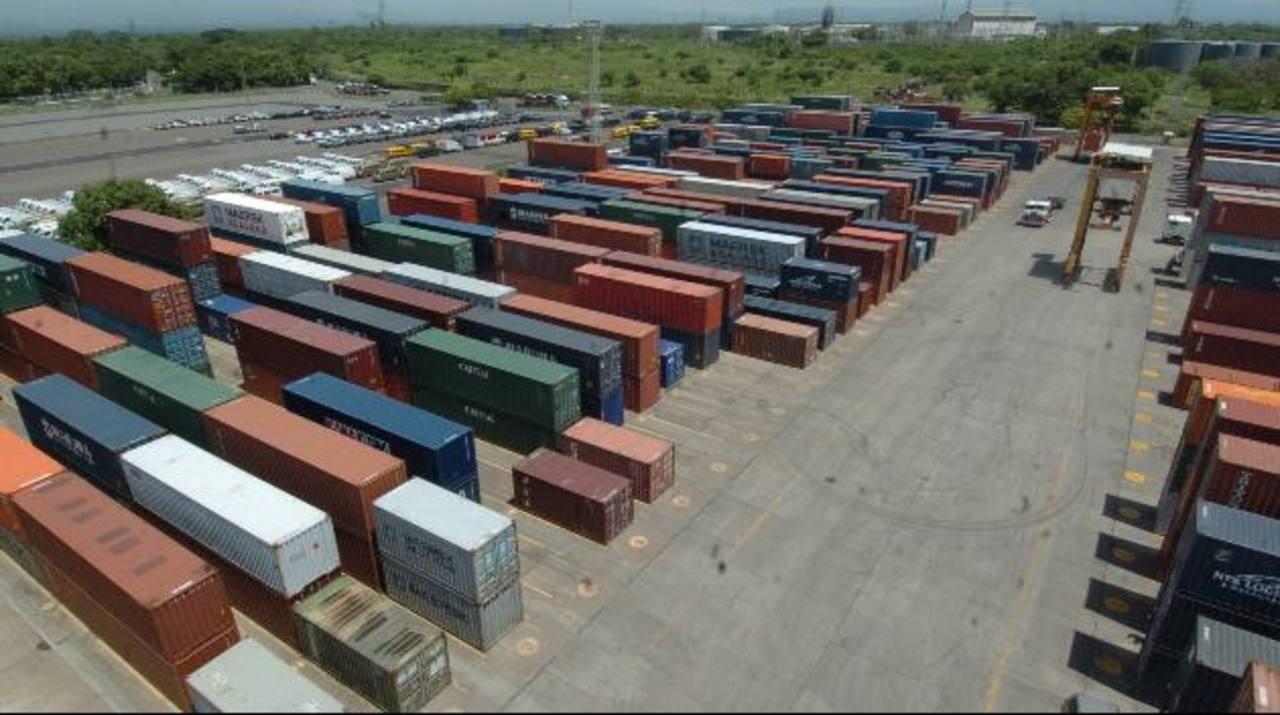 El Salvador, el único que perdió flujo de contenedores en C.A.