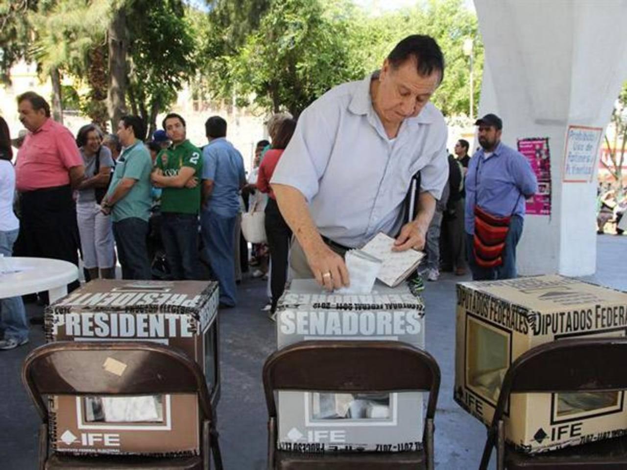 Órgano electoral anuncia votos por representación proporcional