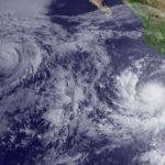 Huracán Blanca cobra fuerza frente a costas mexicanas del Pacífico