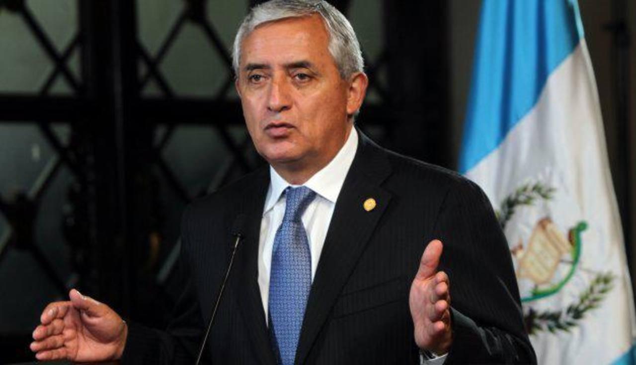 Presidente de Guatemala presenta solicitud de amparo ante la Corte de Constitucionalidad