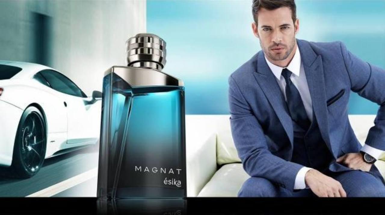El reconocido actor William Levy es representante de esta fragancia, dándole una imagen de elegancia y estilo único a la marca. foto edh / cortesía