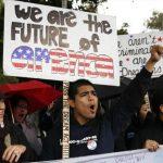Protestan en Nueva York por continuidad de clases para inmigrantes