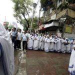 Cientos de personas despiden a la sucesora de la Madre Teresa de Calcuta