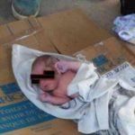 Hallan bebé recién nacido dentro de maletín en Panamá