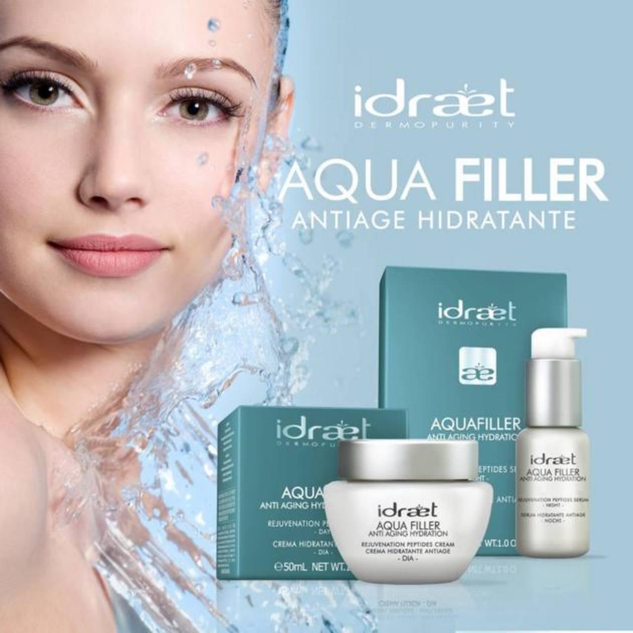 Aquafiller Antiage, le ayudará a mantener su piel joven. Foto EDH