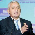 Corte de Constitucionalidad otorga amparo a presidente de Guatemala