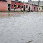 132 personas afectadas por lluvias en las últimas horas en Guatemala