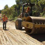 En la zona se desarrollan trabajos de mejoramiento de la carretera. foto edh / archivo
