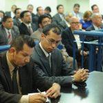 Para el próximo 3 de julio se sabrá el giro que toma el caso contra nueve exdirectivos de la CEL acusados de peculado. foto EDH