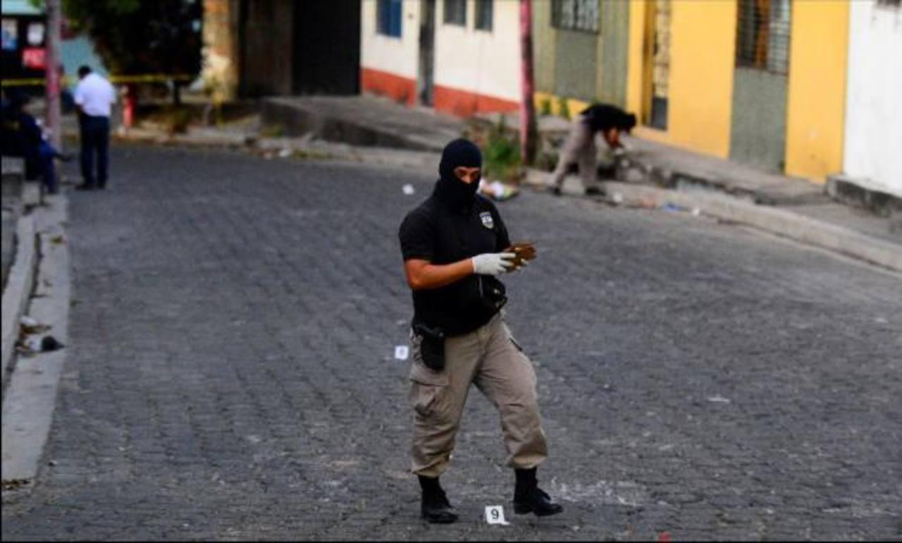 Suman 25 los policías asesinados durante 2015