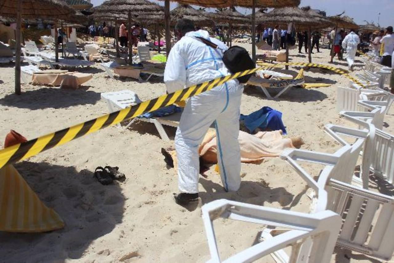 Aumentan a 37 los muertos en el atentado de Túnez