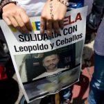 En la actualidad varios líderes de la oposición están encarcelados por oponerse al régimen chavista. foto edh / internet