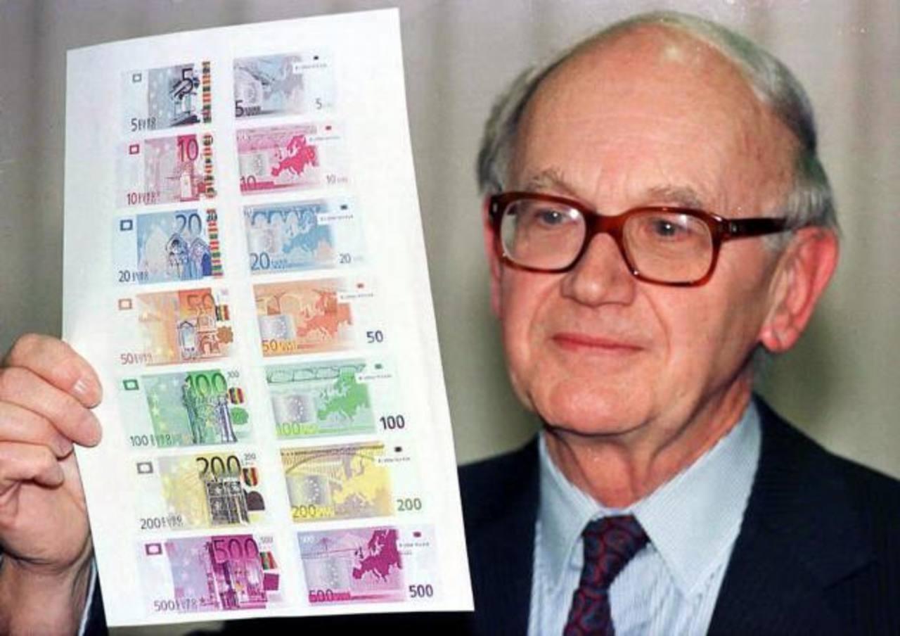 Alexandre Lamfalussy fue uno de los fundadores de la moneda europea y falleció a los 86 años. FOTO cvce.eu