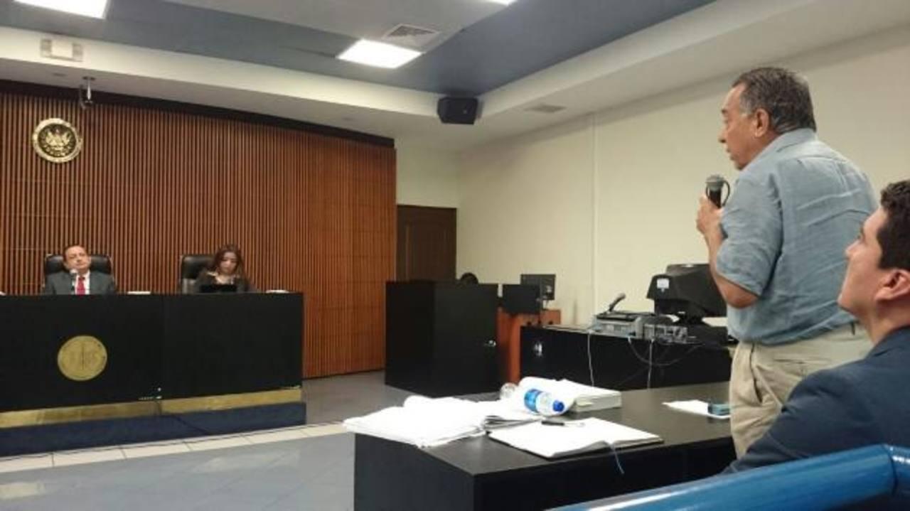 Conceden libertad condicional a Carlos Perla
