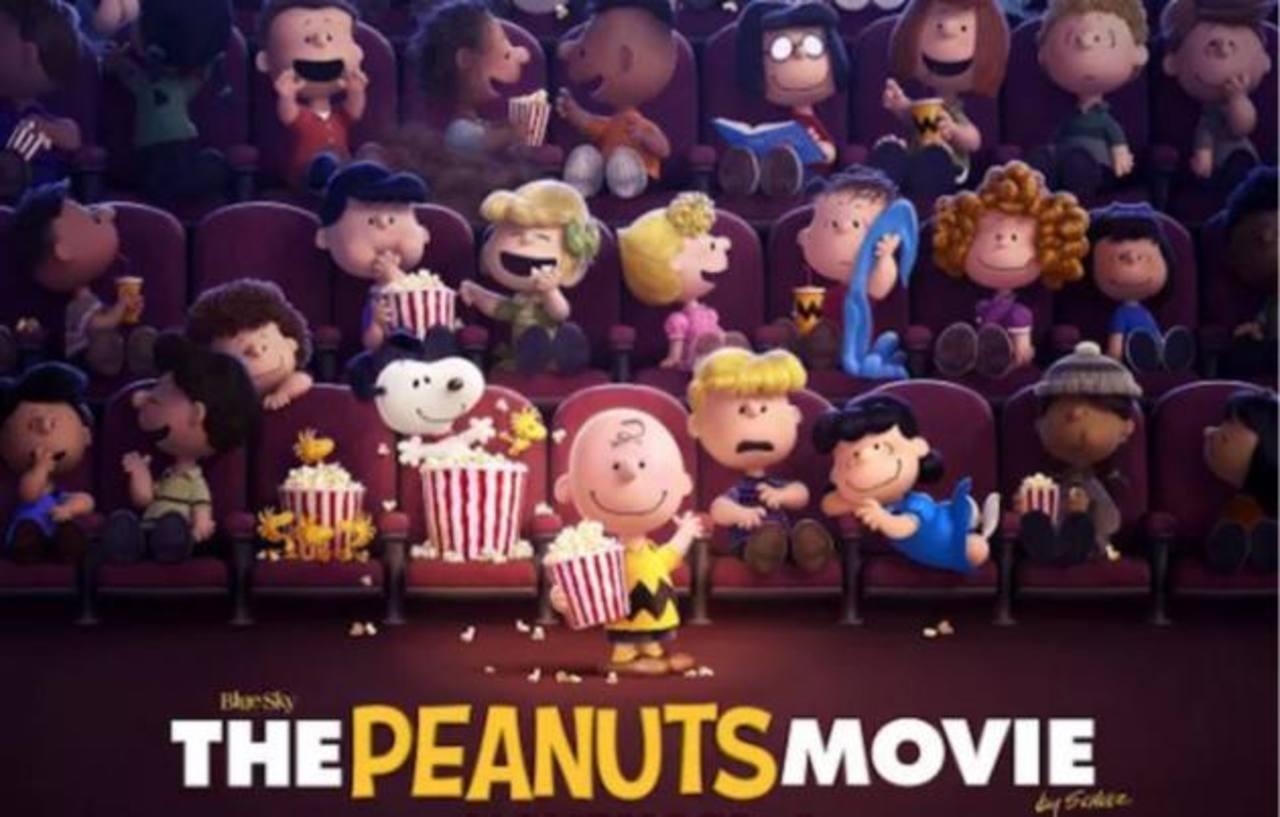 """Presentan segundo tráiler de """"The Peanuts Movie"""""""