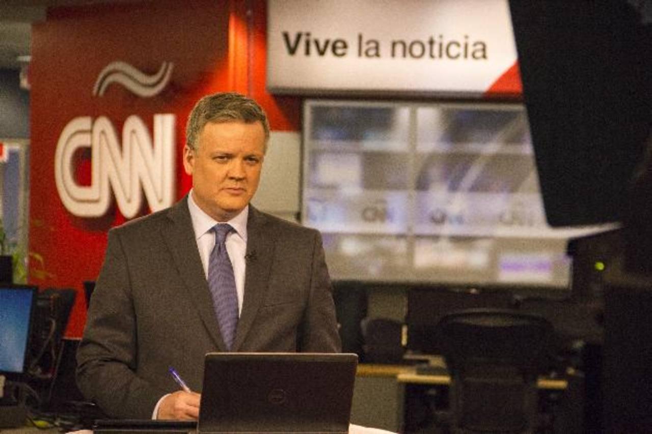 """El presentador de CNN Dinero, Xavier Serbiá, ofrecerá este próximo jueves en San Salvador una conferencia titulada """"La Revolución Financiera"""". —Foto Cortesía de CNN"""